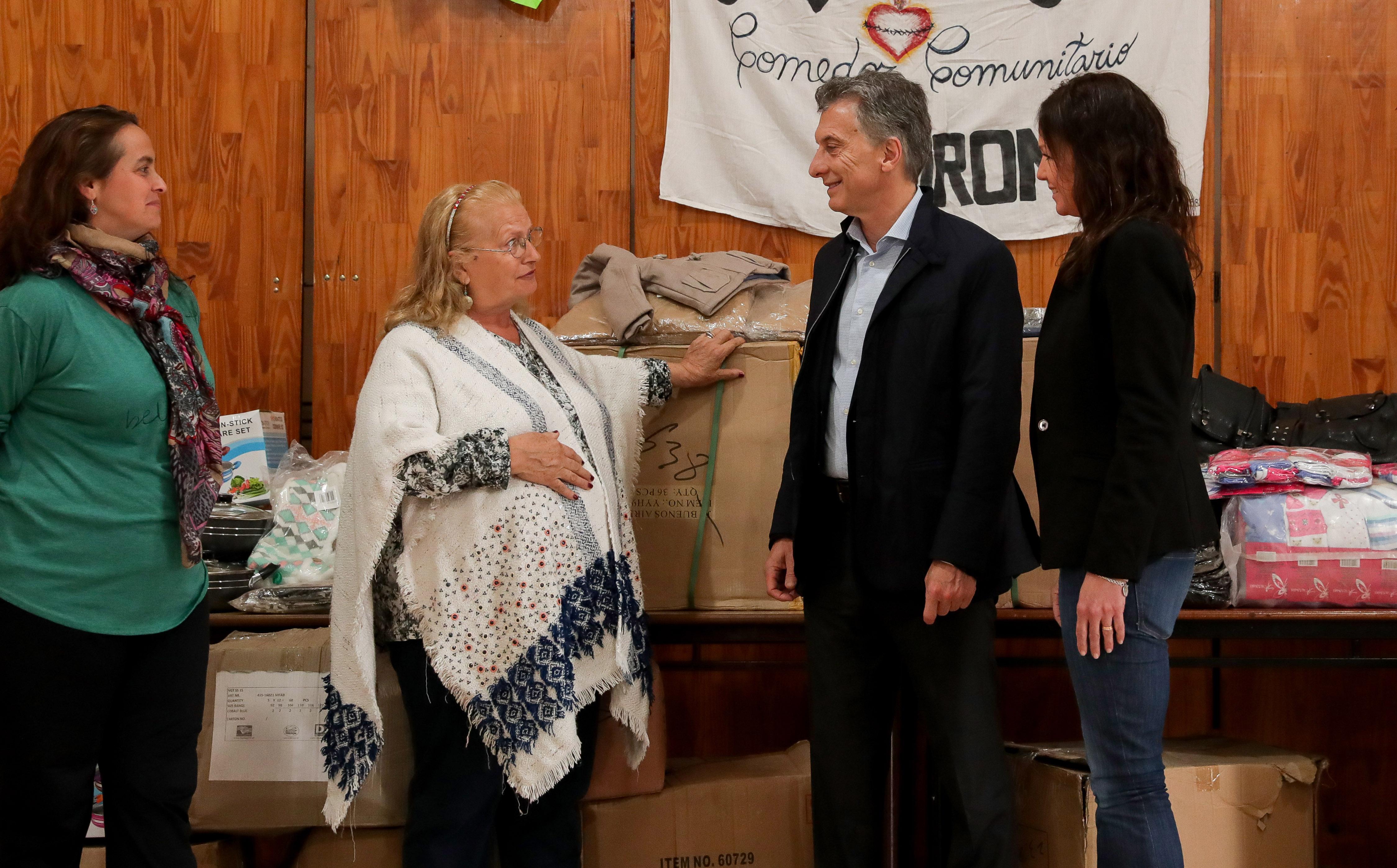 Macri agradeció a los argentinos por
