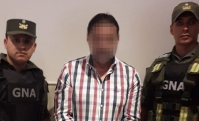 Detienen a ex intendente correntino y a dos gendarmes
