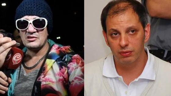 Pity Álvarez y Eduardo Vázquez formaron una banda en la cárcel
