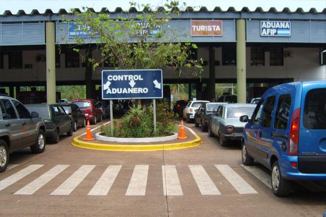 Resultado de imagen para aduana de iguazu