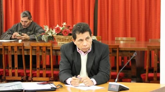 Pereira: ¿Subsecretario y Concejal a la vez?
