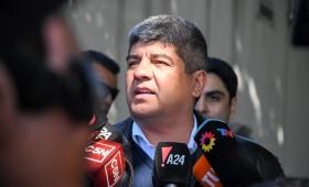 Qué dijo Pablo Moyano frente al fiscal