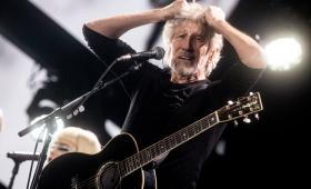 Waters cautivó en La Plata con clásicos de Pink Floyd