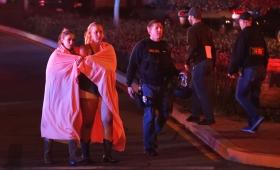 Horror en California: 13 muertos en otro tiroteo masivo en EEUU