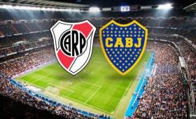 River-Boca se jugará en Madrid con ambas hinchadas