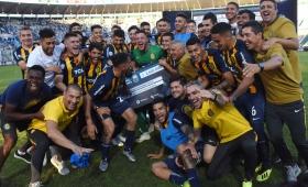 Central venció a Temperley y es finalista de la Copa Argentina