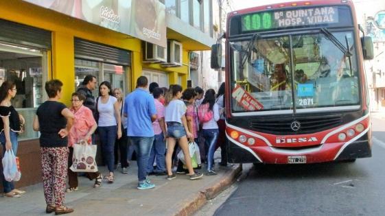 Corrientes: empresarios reclaman un boleto urbano encima de los $20