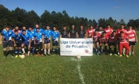 Liga universitaria: el sábado se jugarán los cuartos