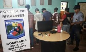 """San Vicente: cayó la banda de """"Gurizón"""""""