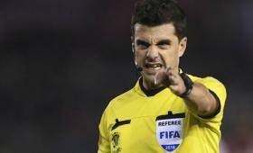 El árbitro de la superfinal será el cuestionado Andrés Cunha