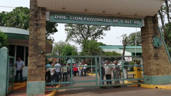Asamblea permanente en Vialidad Provincial