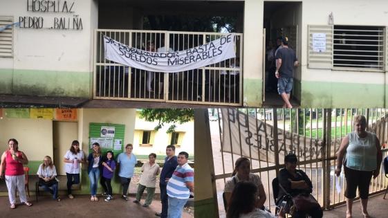 """Baliña-Carrillo: """"Luz amarilla"""" en el conflicto"""