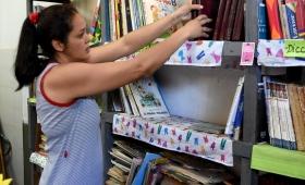 Promueven la creación de bibliotecas barriales