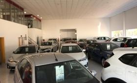 50% de caída en las ventas de automóviles