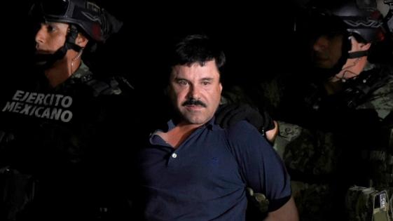 Arranca el juicio al Chapo que puede costarle la cadena perpetua
