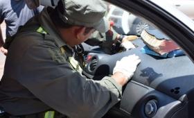 Pareja narco de San Vicente detenida en Corrientes