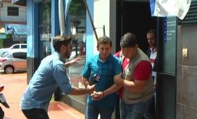 Detuvieron a Barboza y el juicio será el 8 de Noviembre
