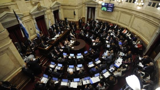 Presupuesto: cómo votó cada uno de los senadores
