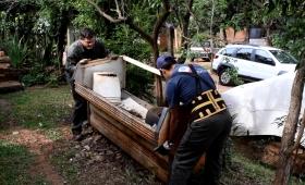 Juntan 30 toneladas de cacharros por día en Posadas