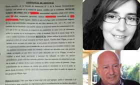 Devechi denunció penalmente a Filippa