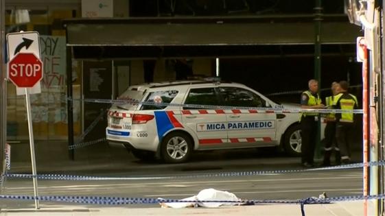 Un muerto y dos heridos en Australia tras ser apuñalados en una calle