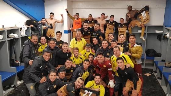 Dorados avanzó a la final en el torneo de la segunda del fútbol de México
