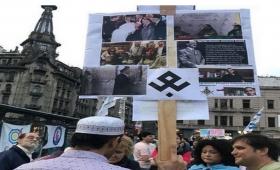 Piden que se investigue por antisemitismo a la marcha contra la ESI