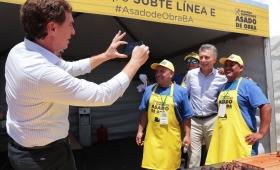 """Macri: """"Con viento en contra, cambiamos las cosas"""""""