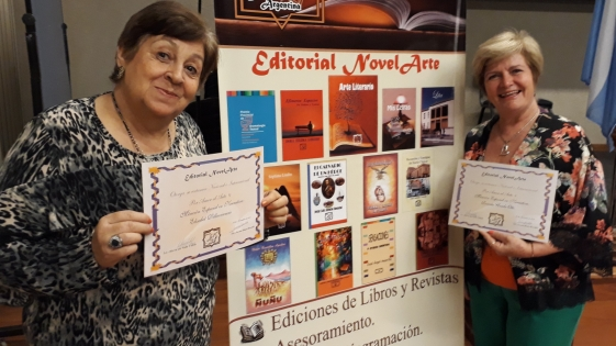 Escritoras misioneras son reconocidas en Córdoba