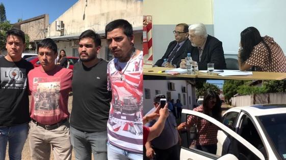 Juicio a Santa Cruz: La familia de Ramón Cabrera conforme con la sentencia