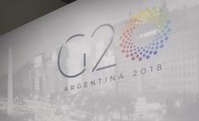 El lunes comienzan las reuniones preparatorias del G20 en Buenos Aires