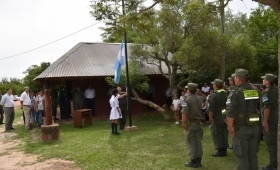 Inauguran las instalaciones de la Base Patrulla Iberá
