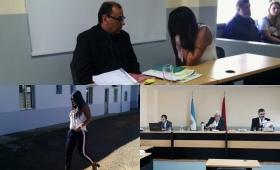 Comenzó el juicio contra Rocío Santa Cruz