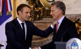 Macri recibió a los presidentes del G20