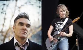 """Morrissey lanza cover de The Pretenders y su canción """"Back on the chain gang"""""""