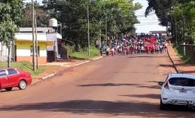 Martes de protestas y cortes en la provincia