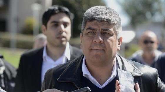 Pablo Moyano dice que no será candidato