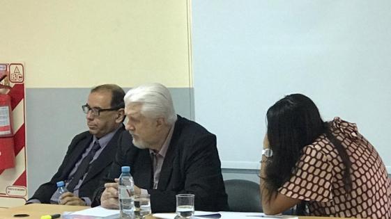 Segunda jornada del juicio contra Rocío Santa Cruz
