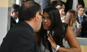 Pidieron la detención de Rocío Santa Cruz