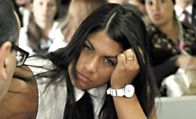 Condenaron a 4 años de prisión a Rocío Santa Cruz