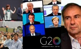 """La Contracumbre del G20 """"es marginal y pintoresca"""""""
