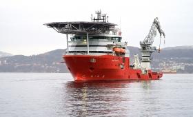 """Vuelve a zarpar el """"Seabed Constructor"""", en búsqueda del ARA """"San Juan"""""""