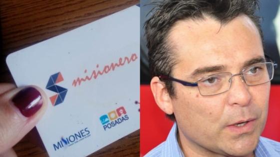 """""""El Monopolio existe y maneja las SUBE Misionero"""""""