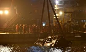 Trágica pelea arriba de un colectivo en China dejó 13 muertos