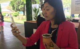 La yerba mate misionera, estrella cultural del G20