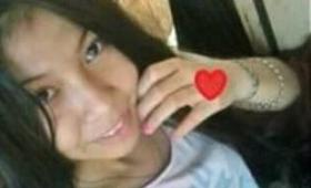 Buscan a María Ayala de 17 años