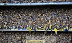 Los hinchas de Boca no fueron autorizados a festejar su día en la Bombonera