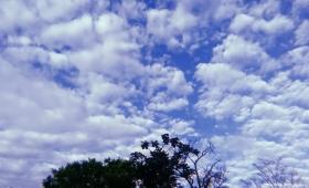 Clima cálido y nuboso, con máximas de 32 grados en Posadas