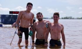 Deporte adaptado en los juegos nacionales de playa