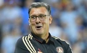 Martino fue elegido como el mejor director técnico de Estados Unidos